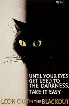 WW2 Propaganda poster.