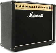All-tube Guitar Combo Amp with Digital Reverb, Effects Loop, and Pentode/Triode Switching - Black Daily Deals Sites, Marshall Speaker, Guitar Amp, Tube, Guitars, Channel, Box, Lava, Campaign