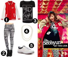 Get This Look: I Got a Boy MV (Hip Hop Style) « THE YESSTYLIST – Asian Fashion Blog – brought to you by YesStyle.com