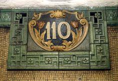 NY 110th Street Subway