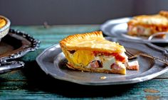 Video: How to Make Spicy Bacon-and-Egg Pie