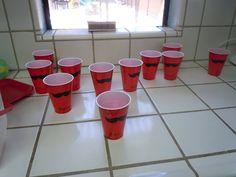 Mario Party cups!