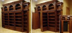 homes with hidden rooms