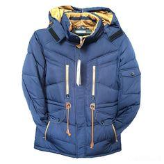 Куртка зимняя мужская 1603-3 Киев - изображение 1