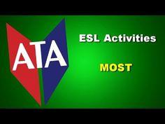 ESL Activities - Most
