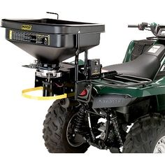 Moose ATV Spreader