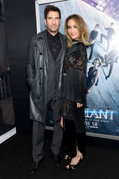 Pin for Later: Le Cast d'Allegiant se Retrouve à New York Pour l'Avant Première du Film