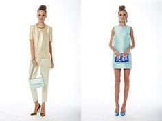 A linha de vestuário foi exibida na semana de moda em New York e se volta ao verão 2014/15. Confira nossa galeria!