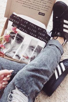 ABIDELESS essentials :)  #fashion #style #dope #girl #essentials