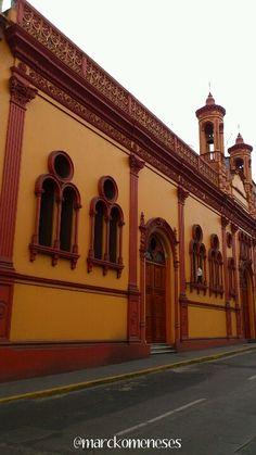 Iglesia del Beaterio. Xalapa, Veracruz.