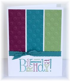 so cute - love the colors - love the birthday stamp or is it stamps???