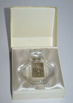 F. Millot Crepe de Chine Perfume - Quirky Finds Vintage