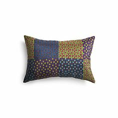 """Shoni 18""""x12"""" Pillow - just pretty, but nothing that goes with the colors."""