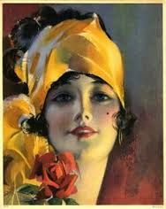 Image result for rolf armstrong paintings