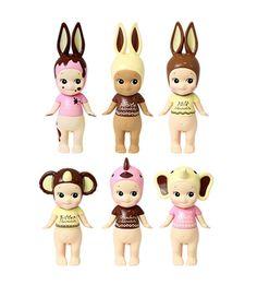 Sonny Angel   chocolate series 2014