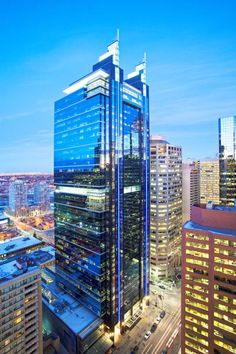 View Office For Sublease 308 - Avenue SW, Calgary Canadian Prairies, Leasing Office, Architecture Office, Calgary, Timeless Design, New York Skyline, Skyscraper, Multi Story Building, Canada
