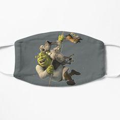 Blue Mask, Shrek, Donkey, Racerback Tank Top, Mask Design, Mask For Kids, Top Artists, Snug Fit, Baby Kids