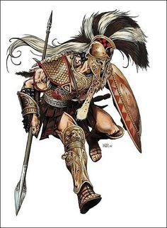 Mars / Aries God of War