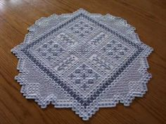 video on Hardanger embroidery Hey! I know how to do this!!! My great grandmother's sister (Aunt Alice) taught me. She would make whole tableclothes. It's almost a lost art. So excited to see this on Pinterest!!