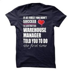 I am a/an Warehouse Manager - #white shirts #silk shirt. I WANT THIS => https://www.sunfrog.com/Names/I-am-aan-Warehouse-Manager-57114031-Guys.html?id=60505