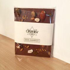 Barra Mixta con Chocolate SemiAmargo