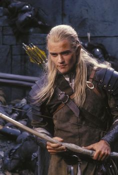 ✯ Legolas Greenleaf ::•:: Lord of the Rings ✯