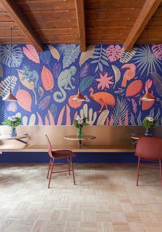 "查看此 @Behance 项目:""Chocolate Monkey / Nina Pevna architect""https://www.behance.net/gallery/60973065/Chocolate-Monkey-Nina-Pevna-architect"