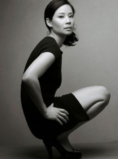 Lucy Liu | Annie Leibovitz