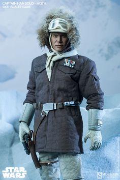 Captain Han Solo Hoth Sixth-Scale Figure