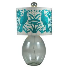 I pinned this Allen Table Lamp in Teal from the Stray Dog Designs event at Joss & Main!
