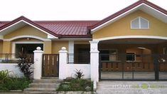 Craftsman Bungalow Home Plans. 45 Fearsome Craftsman Bungalow Home Plans New Creativity. Bungalow Style House, Modern Bungalow House Design, House Roof Design, 3 Bedroom Bungalow, Bungalow Homes, Bungalow House Plans, Small House Design, Style At Home, Philippine Houses