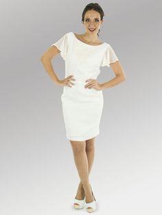 Vestido Aneka #moda #lino #FW2014 www.abito.com.mx