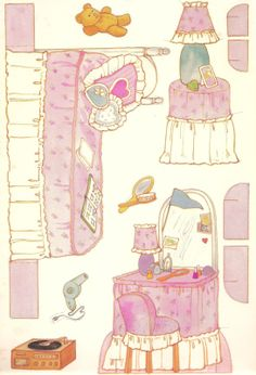 Paper Dolls~Mandy - Bonnie Jones - Álbuns da web do Picasa