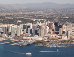 San Diego. I would love to visit family that is here, and in El Cajon. My dad has told me all about Cali, I want to go.