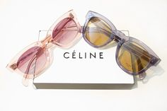 Seeing through Céline... not a bad view!