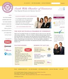 Herrington & Company was contracted to help SHCC plan, design, and build a new web presence geared towards automation of day to day staff member responsibilities and allowing members to control how they interacted with the chamber.