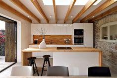Kitchen Design Ideas : Kitchen Remodel San Diego Home Decor Home Design, Interior Design, Design Ideas, Eclectic Kitchen, New Kitchen, Eclectic Style, Feature Wall Design, Modern Cottage, San Diego