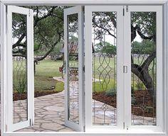 French Door 1 - open