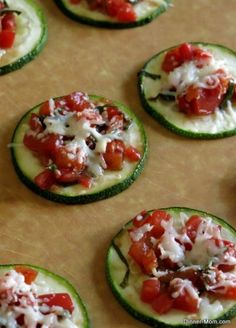 Easily make this cucumber bruschetta for a quick snack or lunch recipe.