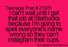 Lol!!! I'd do this hehe