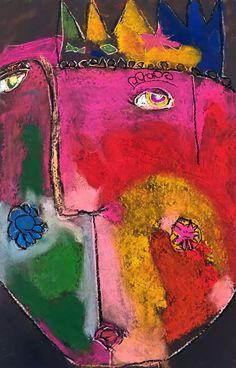 Silberzweig Self-Portraits - Small Hands Big Art