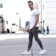 athletic mens fashion