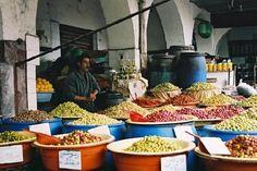 Mercado en Essaouira