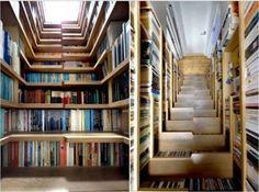 Boekentrap.