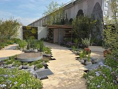 20 Beautiful and Inspiring Roof Top Garden Designs And Ideas | The ...