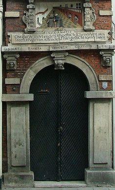 Haarlem Doors   Flickr - Photo Sharing!