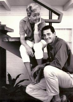 Doris Day and Rock Hudson: movie couple and best friends