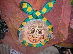 Výsledek obrázku pro čarodějnice výtvarka | Halloween crafts, Fairy tales,  Halloween