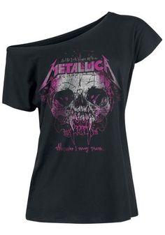 Wherever I May Roam - T-shirt van Metallica