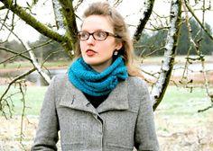 Ravelry: Halsrør i Hexa fra Du store Alpakka pattern by Strik Af & Lindberg Knitwear